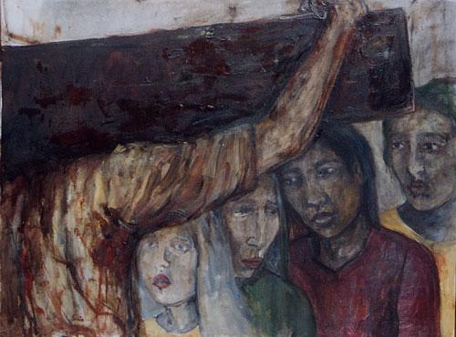 7 Gesù incontra le donne di Gerusalemme