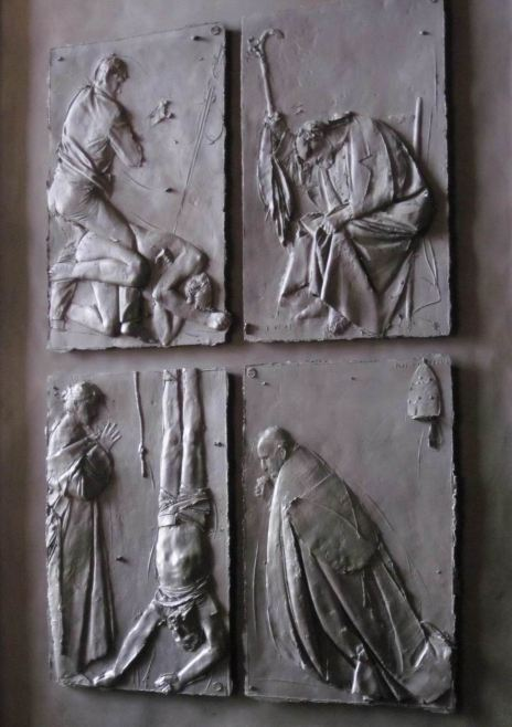 Porta-della-Morte-Vaticano-1952-64