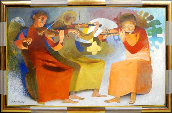 trinità arcabas