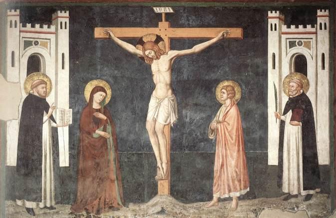 Pietro_Cavallini_-_Crucifixion_-_WGA04596