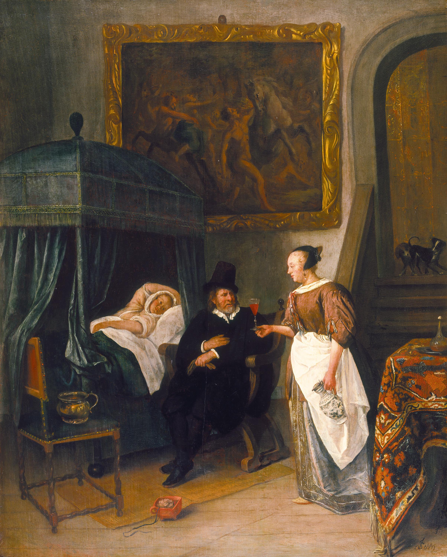 Jan_Steen_the Doctor's visit 1660-1670.jpg