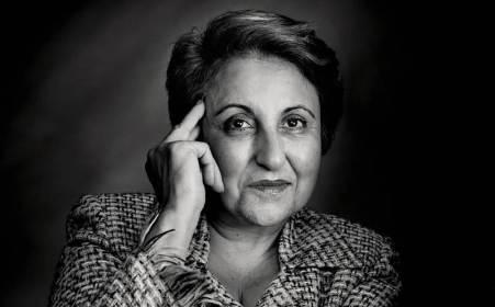 Shirin Ebadi - Iran Nobel 2003