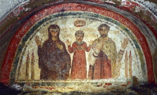 Catacombe_Di_San_Gennaro_Fresco